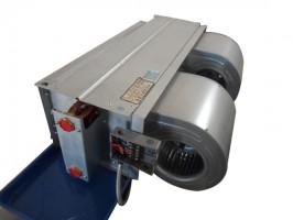 卧式暗装空调器